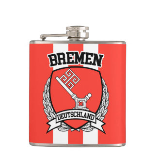 Bremen Hip Flask