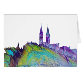 Bremen Skyline Card