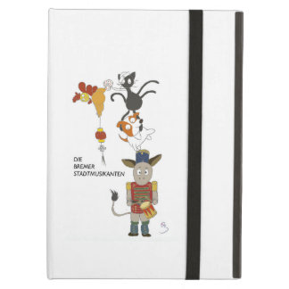 Bremen Town Musicians Cover For iPad Air