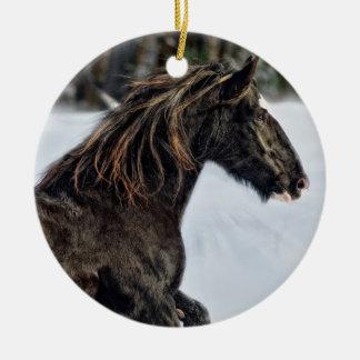 Brenda Lee Snow ornament