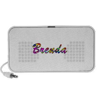 Brenda white speaker