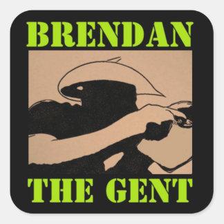 BrendanTheGent Stickers