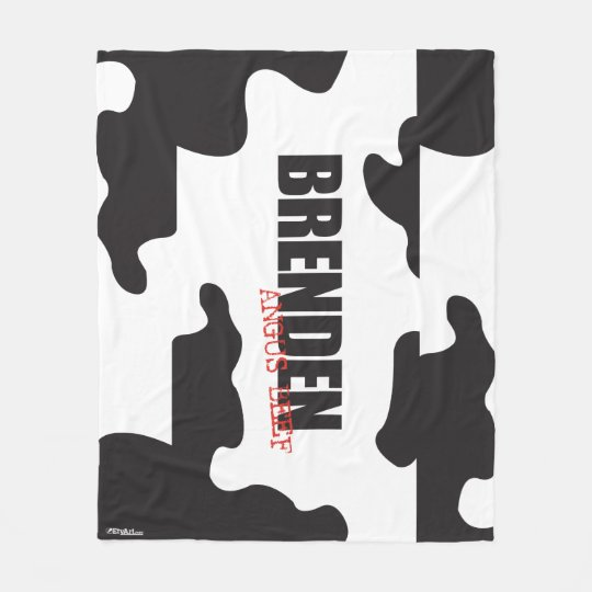 """Brenden Angus Beef, 50""""x60"""" Fleece Blanket"""