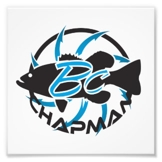 Brent Chapman Fishing Logo Photo