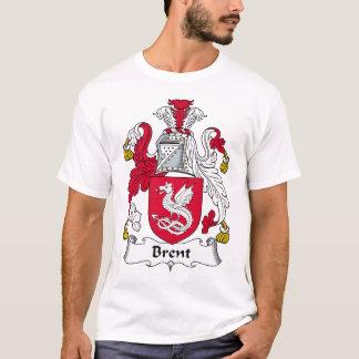 Brent Family Crest T-Shirt