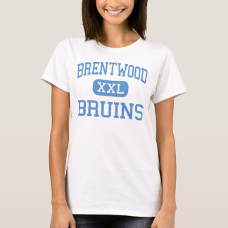 Brentwood - Bruins - High - Brentwood Tennessee T-Shirt