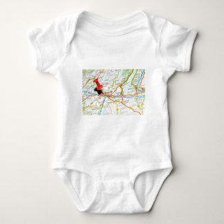 Brescia, Italy Baby Bodysuit