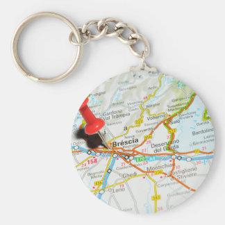 Brescia, Italy Keychain