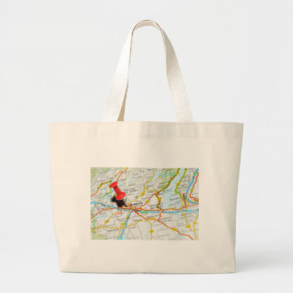 Brescia, Italy Large Tote Bag