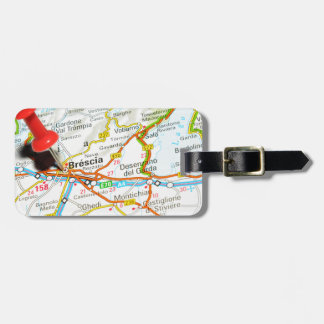Brescia, Italy Luggage Tag