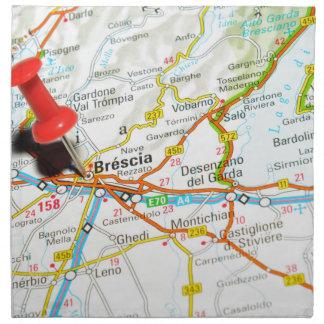 Brescia, Italy Napkin