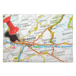 Brescia, Italy Placemat