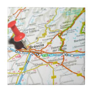 Brescia, Italy Tile