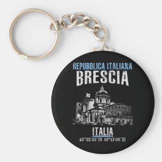 Brescia Keychain