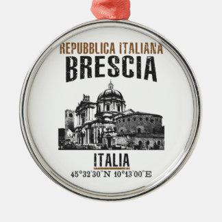 Brescia Metal Ornament