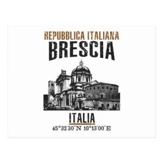 Brescia Postcard