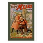 Bret Harte's Beautiful Story, M'liss  1900 Postcard