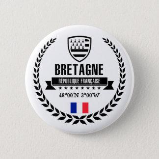 Bretagne 2 Inch Round Button