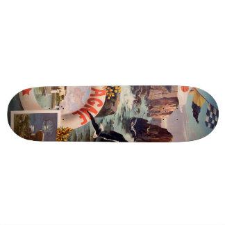 Bretagne - Belle Ile en Mer Bretagne Skateboard Deck