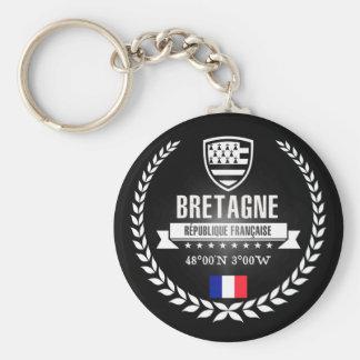 Bretagne Keychain