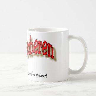 bretheren coffee mug