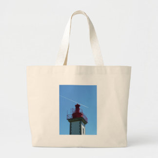 Breton headlight large tote bag