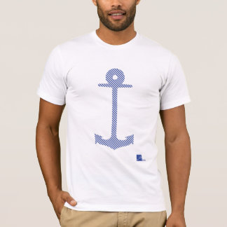 Breton Striped Anchor Tee