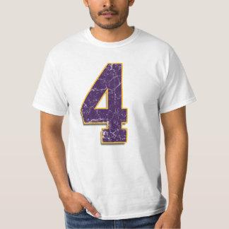 Brett Favre custom Vikings #4 shirt