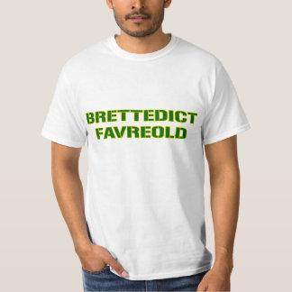 BRETTEDICT FAVREOLD T-Shirt