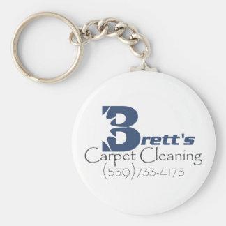 Brett's keychain