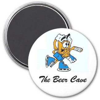 brew logo, The Beer Cave Magnet