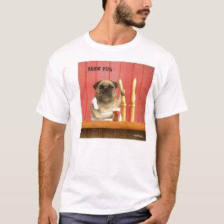 Brew Pug T-Shirt