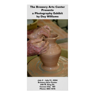 Brewery Arts Center Poster