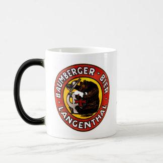 Brewery Baumberger Langenthal Magic Mug