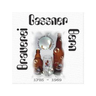 Brewery Gassner Berne pressure on wedge canvas