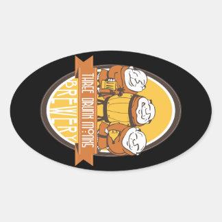 Brewery Sticker