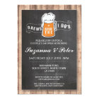 BREWS Before The I Do's Couple's Showers Invite