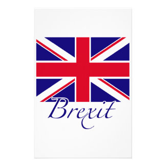 Brexit 1 stationery paper