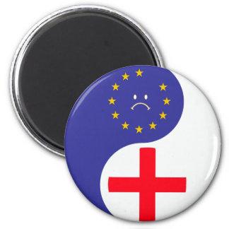 Brexit 2 Inch Round Magnet