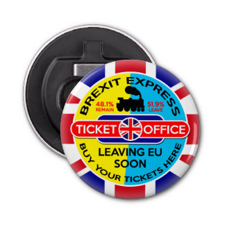 Brexit Bottle Opener