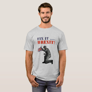 Brexit Britain From Europe Political T-shirt