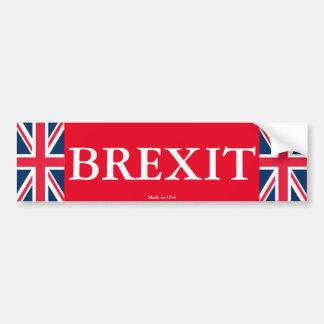 Brexit Bumper Sticker