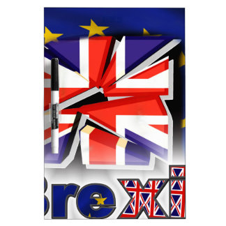 brexit Dry-Erase whiteboards