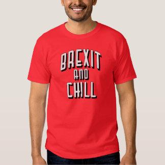Brexit et froid tshirt