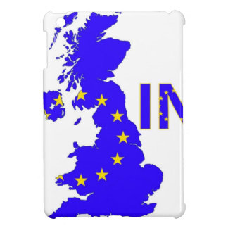 "BREXIT ""IN"" UNION JACK COVER FOR THE iPad MINI"