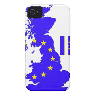 "BREXIT ""IN"" UNION JACK iPhone 4 CASES"