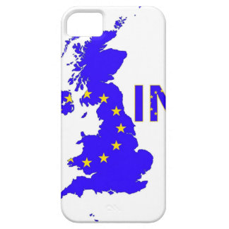 "BREXIT ""IN"" UNION JACK iPhone 5 CASE"
