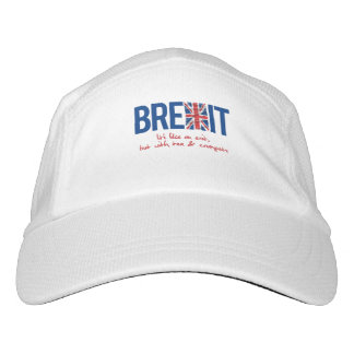 BREXIT - It's like and exit - -  Headsweats Hat