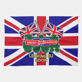 Brexit Kitchen Towel
