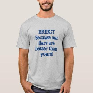 Brexit Lies T-Shirt